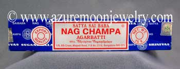 Satya Sai Baba - The Original Nag Champa Incense Sticks