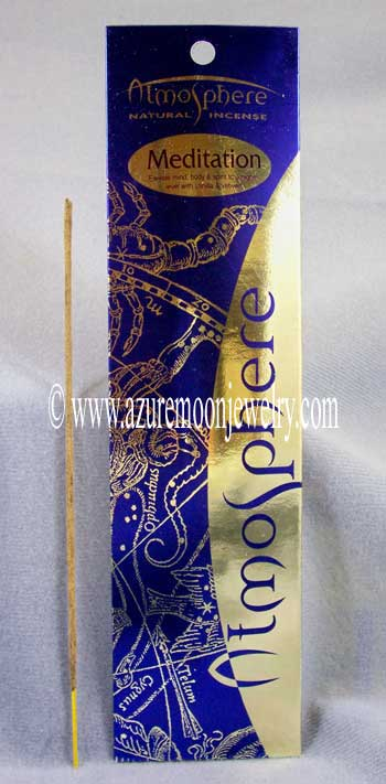 Nitiraj Atmosphere Incense Sticks - Meditation