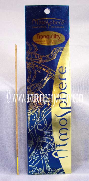 Nitiraj Atmosphere Incense Sticks - Tranquility